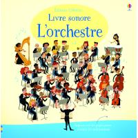 L'orchestre - Livre sonore
