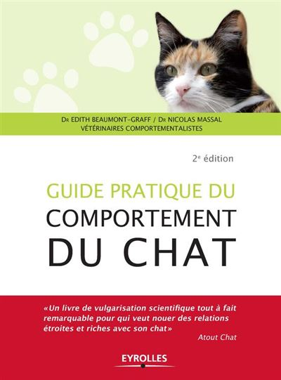 Guide pratique du comportement du chat - 9782212145892 - 13,99 €