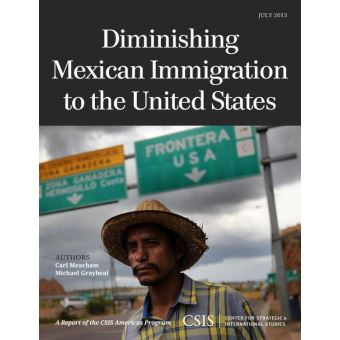 diminishing mexican immigration to the united states graybeal michael meacham carl