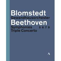 Symphonies no.5, 6, 7 & 9
