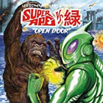 SUPER APE VS: OPEN DOOR/LP