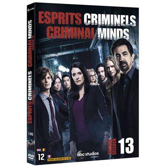 Criminal MindsESPRITS CRIMINELS S13-BIL