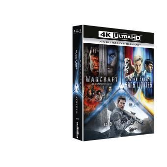 Science fiction/coffret 3 films