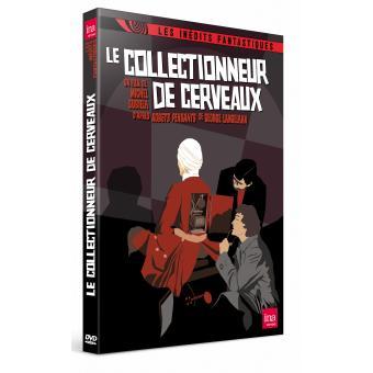 Le Collectionneur de cerveaux  DVD