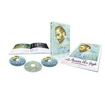 La Passion Van Gogh Combo Blu-ray DVD