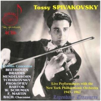 Huit concertos pour violon