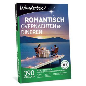 Wonderbox NL Romantisch Overnachten + Dineren