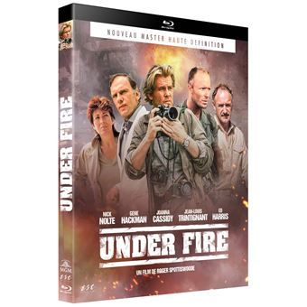 UNDER FIRE-FR-BLURAY