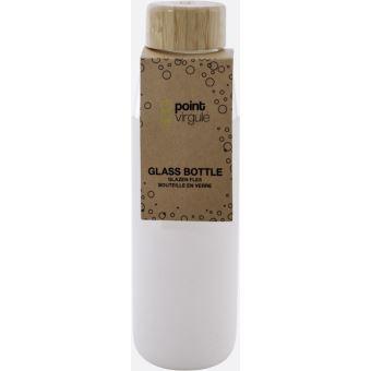 Point-Virgule Glass Bottle White 580ML