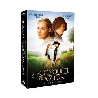 A la conquête d'un cœur Coffret 4 DVD