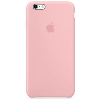 coque iphone 4 silicone rose