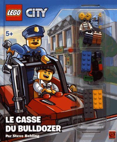 Lego City -  : Lego City Le casse du bulldozer