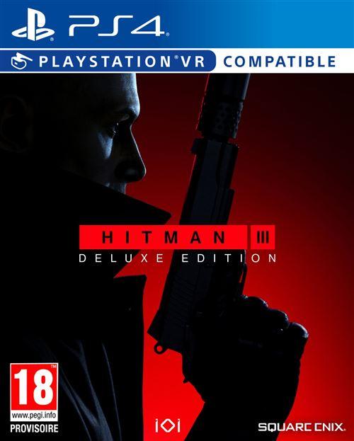 Hitman III Edition Deluxe PS4
