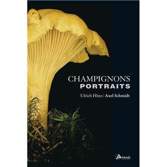 Champignons portraits