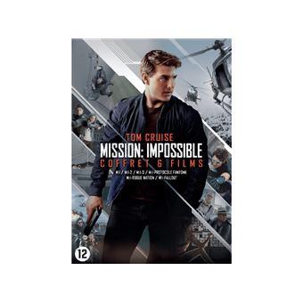 Mission: impossible 1-6 coffret-FR