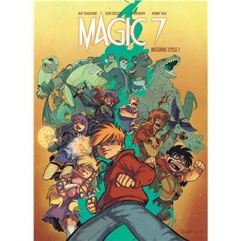 Magic 7Magic 7 ? L'intégrale - Magic 7 intégrale du cycle 1