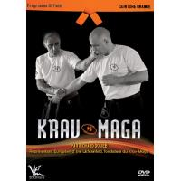 Krav Maga Programme Officiel Ceinture Orange DVD