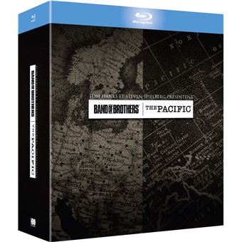 Band of BrothersBand of Brothers + The Pacific Coffret  Blu-ray