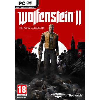 WOLFENSTEIN 2 : The New Colossus MIX PC