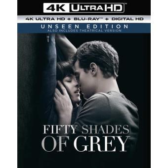 Fifty Shades Of Grey | 4K Ultra HD + Blu-Ray