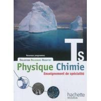 Physique-Chimie T S spécialité - Livre élève Grand format