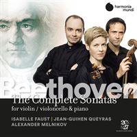 The Complete Sonatas For Violin Violoncello And Piano