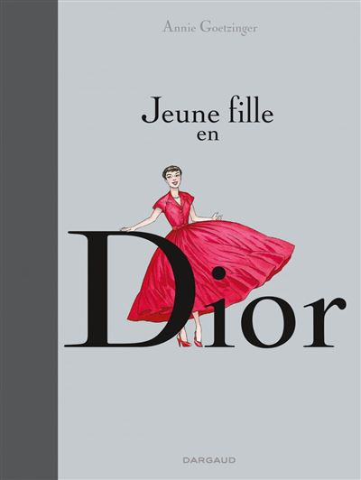Jeune fille en Dior - Jeune fille en Dior