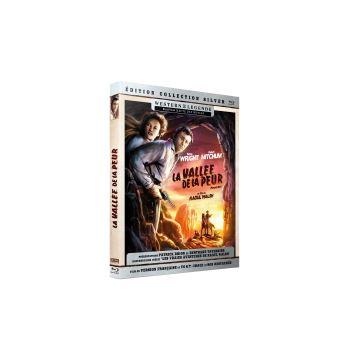 La vallée de la peur Blu-ray