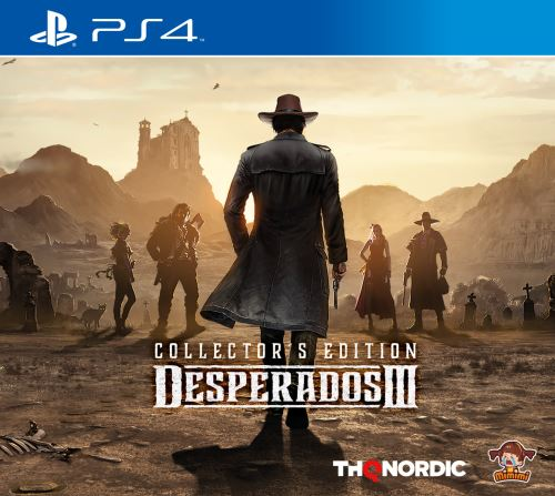 Desperados 3 Collector's Edition PS4