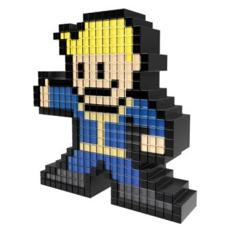 Pixel Pals - Lichtfiguur - Vault Boy