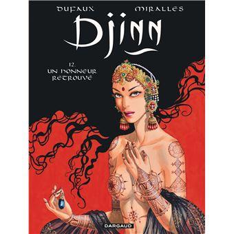 DjinnDjinn - Un Honneur retrouvé