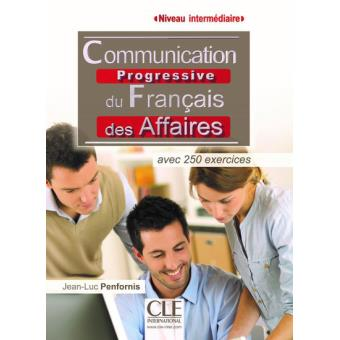 Fle commercial fle franais langue etrangre livre bd fnac communication progressive du franais des affaires communication progressive du franais des affaires fandeluxe Image collections