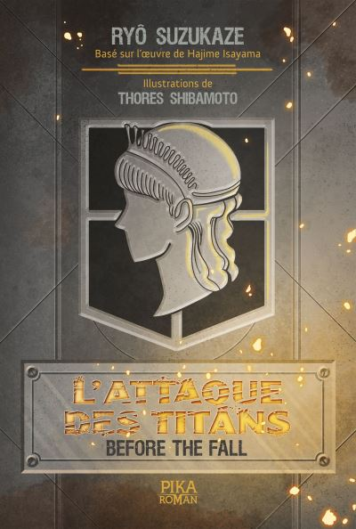 L attaque des titans before the fall