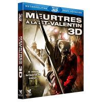 Meurtres à la St-Valentin Blu-ray 3D