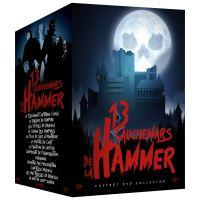 Coffret 13 Cauchemars de la Hammer DVD