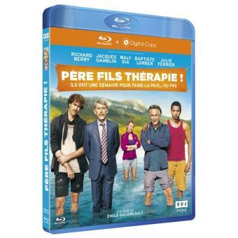 Père fils thérapie ! Blu-ray