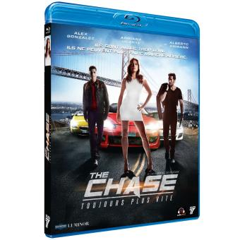 The Chase Blu-Ray