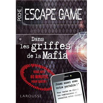 Escape Game De Poche Dans Les Griffes De La Mafia