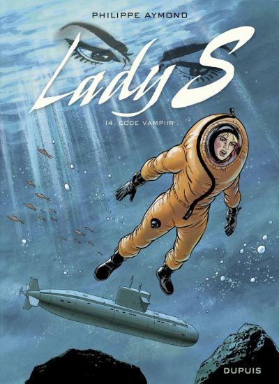 Lady S - Tome 14 - Code Vampiir - 9791034750566 - 5,99 €