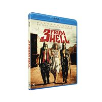 3 From Hell Blu-ray