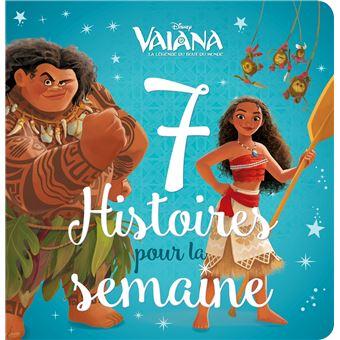 VaianaVAIANA - 7 histoires pour la semaine