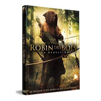Robin des BoisRobin Hood : La Rébellion DVD