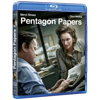 Pentagon Papers Blu-ray