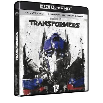 TransformersTransformers/inclus bluray