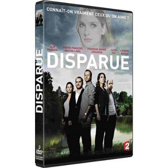 DisparueDisparue Saison 1 DVD