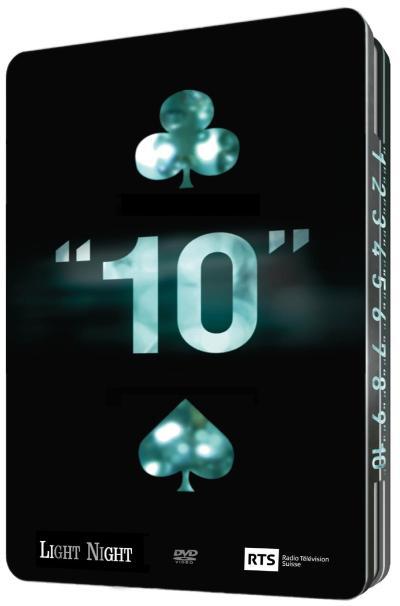 10 la série Coffret 3 DVD