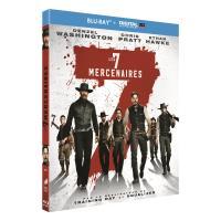 Les Sept mercenaires Blu-ray