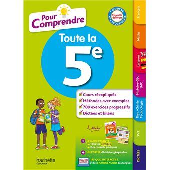 Pour Comprendre Toutes Les Matieres 5eme Broche Catherine Reynaud Pierre Reynaud S Dessaint Isabelle Delisle Achat Livre Ou Ebook Fnac