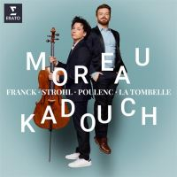 French romantic cello sonatas
