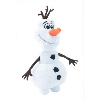 Peluche Olaf Frozen La Reine des Neiges Disney 20 cm